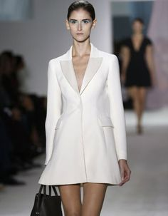 Jacket- Christian Dior S/S 2013 Blazer inspired jacket, tailored fit