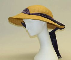 1e2bca6f43e46 1912-14 Hat This is a helpful example as far as hat shape