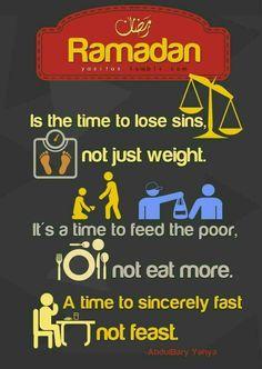 Feed the poor this Ramadan and also try not to have lavish & wasteful iftar. Ramadan Tips, Ramadan Day, Islam Ramadan, Eid Mubarak Quotes, Mubarak Ramadan, Allah Islam, Islam Quran, Islam Hadith, Islamic Inspirational Quotes