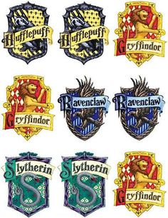 House Badges Creative And Cheap