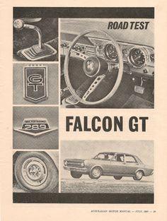 '67 Falcon GT