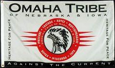 nebraska native american flag - Google Search