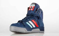 "Packer Shoes x adidas Conductor Hi ""NJ Americans"""