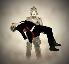 What an iconic Doctor Who image! Via Brenda