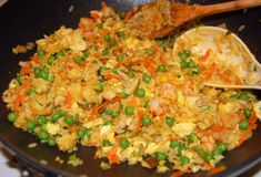 Freakin' Fantastic Fried Rice – Quick, Easy, And Pleasy – Ines Kitchen Crock Pot Chicken, Sweet Hawaiian Crockpot Chicken Recipe, Chicken Recipes, Fried Chicken, Breakfast Casserole, Breakfast Recipes, Burrito Casserole, Broccoli Casserole, Rice Casserole