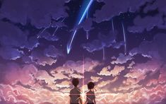 Taki and Mitsuha (Your Name) HD Wallpaper   Background Image   1920x1281