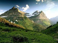 Scenic Mountains...