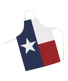 Take a look at this Texas Flag Apron - Adult by Kay Dee Designs on #zulily today!