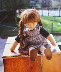 Reise in die Vergangenheit Teil 11, Puppe