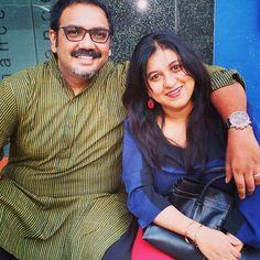 Shikha and I :) (at PVR, Naraina)