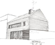 Sencillo...para que más, si refleja la idea...In The Middle Of The Village / STEINMETZDEMEYER Architectes Urbanistes