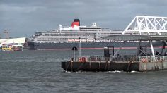 The Queen Victoria leaving 059