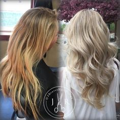 Lived in Butter Blonde Balayage - THIS ONE!!!!