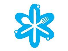 snowflake roadsign logo