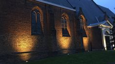 Old Church, The Netherlands #architecture #lighting #LED #church