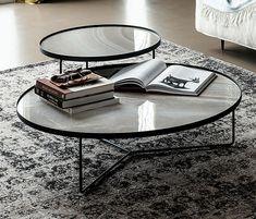 Billy Keramik by Cattelan Italia   Lounge tables