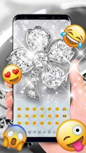 #manifest #day #charm #lucky #clover #trefle #diamond #rare #last #fortune #keyboard #theme #talisman #magic #magique #chance #phone #android #free This is your day: you found the Diamond Lucky Clover to keep you lucky with every text you write! The Four leaf Clover made out of diamonds is extremely rare, this might be the last one out there, so consider yourself lucky already for finding it!  Have the best Good luck charm on your phone with the Diamond lucky Clover keyboard theme 2018. Best Android, Free Android, Lucky Diamond, Cloud Data, Android Theme, Hand Type, Four Leaf Clover, Design Crafts, Making Out