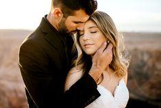 Wedding Photography Poses Magical wedding at Horse Shoe bend Arizona Wedding Picture Poses, Wedding Photography Poses, Wedding Photography Inspiration, Wedding Poses, Wedding Photoshoot, Wedding Shoot, Wedding Tips, Wedding Couples, Wedding Portraits