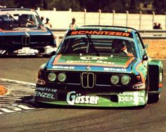 BMW 320 race car - Group 5