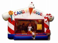 Buy cheap and high-quality Inflatable Candy House. On this product details page, you can find best and discount Inflatable Bouncers for sale in 365inflatable.com.au