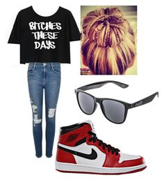 """Untitled #50"" by xxchaundraxx ❤ liked on Polyvore"