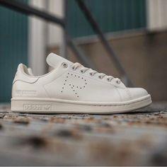 http://SneakersCartel.com adidas by Raf Simons Stan Smith 'Cream White' (via... #sneakers #shoes #kicks #jordan #lebron #nba #nike #adidas #reebok #airjordan #sneakerhead #fashion #sneakerscartel