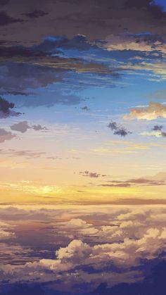 Sunrise Scenery