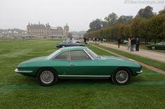 Alfa Romeo 2600 Pininfarina Coupe Speciale