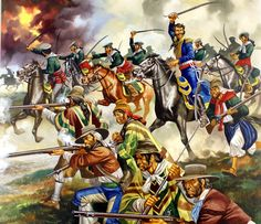 Bolivar Leads the Charge
