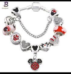 Enameled CRAB Adult or Child Wire Bangle Silver Adjustable Charm Bracelets