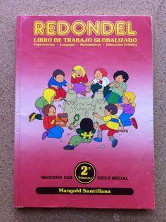 REDONDEL - 2º E.G.B. SEGUNDO TRIMESTRE - LIBRO DE TEXTO EGB MANGOLD / SANTILLANA…