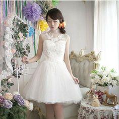 新作 花嫁二次会 ドレス 花嫁ウエディングドレス ウェディングドレス ミニドレス 花嫁ミニドレス プリンセスドレス