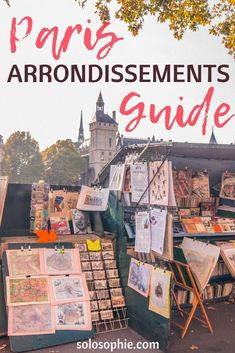 Paris Arrondissements Guide (Parisian Districts) As Told by a Former Resident of Paris, France. Which area to stay in Paris and where you should visit in the French capital! Paris France Travel, Paris Travel Guide, Travel Guides, Travel Europe Cheap, European Travel, Budget Travel, Travel Expert, Travel Hacks, Paris Arrondissement