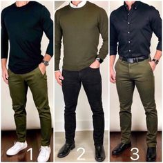 style You are in the right place about Business Casual teacher Here we offer you the most beautiful pictures about the Business Casual simple you are looking for. When you examine the style part of th Business Casual Attire For Men, Casual Wear For Men, Business Formal, Professional Attire, Men's Business Outfits, Formal Men Outfit, Stylish Mens Fashion, Men Fashion, Fashion 2018