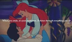 ariel quotes   The little mermaid quote awwwwwwwww that is so cute!   Forever INKED