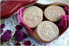 Pečiatkové sušienky (fotorecept)