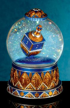 Always loved snow globes