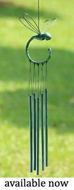 Wind Chimes DRAGONFLY <3
