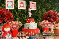 festa chapeuzinho vermelho FAMOSOS - Pesquisa Google