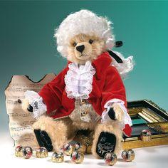 Amadeus Mozart<br>Teddybär