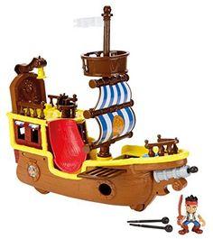 Fisher-Price Jake and The Neverland Pirates - Jake's Pirate Adventure Bucky Fisher-Price