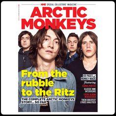 NME - Arctic Monkeys - Collectors Magazine