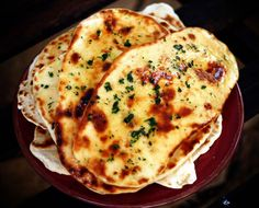 traditional indian bread