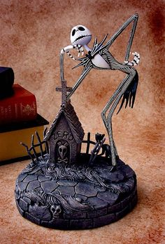 *JACK SKELLINGTON ~ The Nightmare before Christmas, 1993...I Want This!!! :)