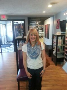Look at that color #blonde #highlights #beautiful #hairhairhair #fusion