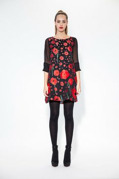 """Trelise Cooper Tall Poppy Dress NOW 20% OFF!!!  Just type  """"20%"""" in the discount code section at checkout."""