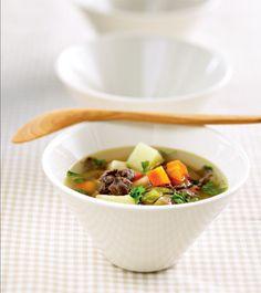Porokeitto /Reindeer soup