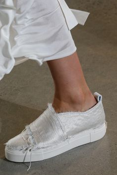 Calvin Klein S/S 2016 #style #fashion #shoes #sneakers