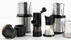 The Best Spice Grinder Earns Its Place in Your Kitchen   Epicurious Things To Buy, Good Things, Spice Grinder, Kitchen Equipment, Mechanical Pencils, Almond Recipes, Kitchen Items, Coffee Beans, Dishwasher