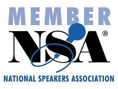 "If you speak professionally, or want to do so, I strongly encourage you to join the National Speakers Association. You'll meet folks who will help you be the best speaker you can be, and the annual meetings alone are worth the cost of joining. Terrific publications too, like ""Speak More"" and ""Paid to Speak."" Love their CD/DVD set, ""The Business of Speaking."" So what are you waiting for? Join us, for Pete's sake! http://theethicsguy.com"